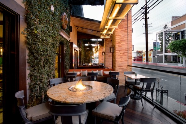 LA - The District by Hannah An - Vietnamese - Exterior - Patio