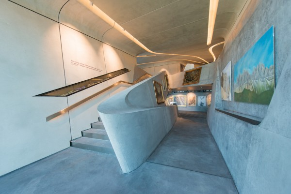 Messner Mountain Museum Corones by Zaha Hadid Architects 5