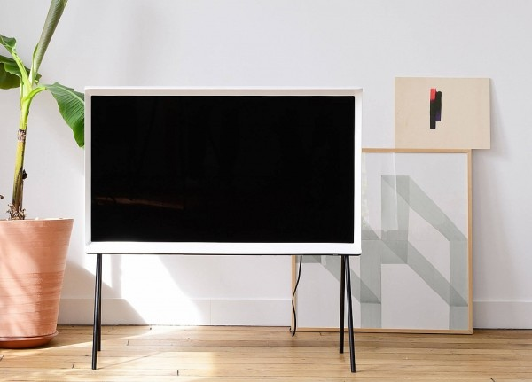 The Serif TV: Helping you Binge-Watch in Style