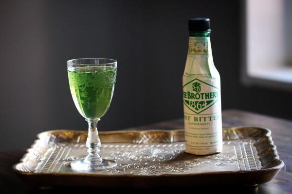 Improved Shamrock Cocktail 2