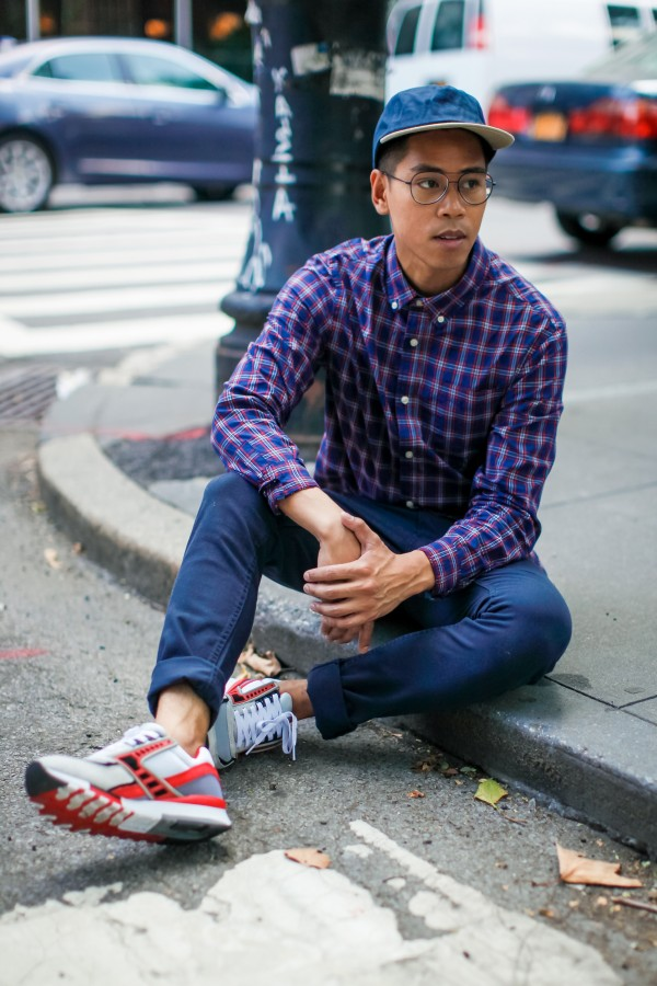 Sneakers and Dress Down Your Chinos