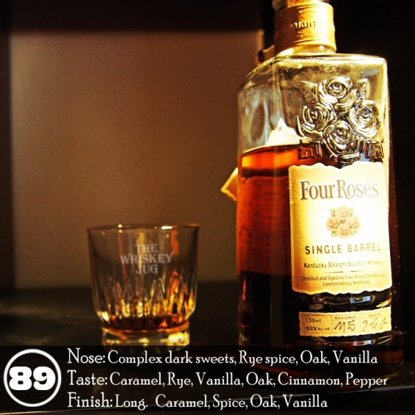 Four Roses Single Barrel Review - ME 7-6G