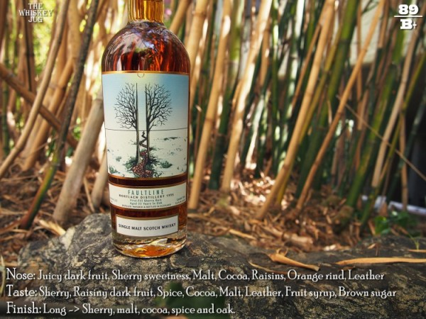 1995 Faultline Mortlach 22 Year Old Review