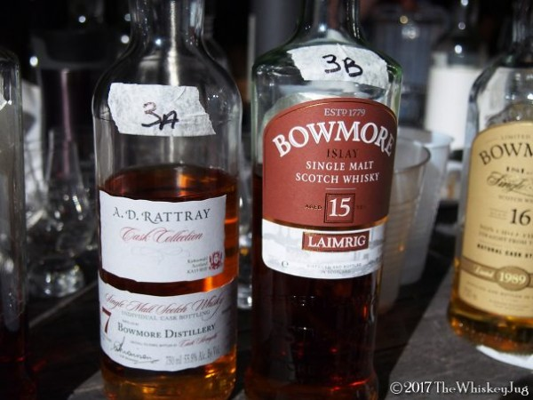 Malt Nuts Sherried Bowmore Tasting - 6