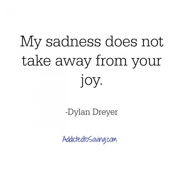 Sadness, Joy and Infertility