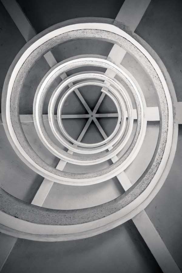 Geometric Cities feel desain Loic Vendrame 01