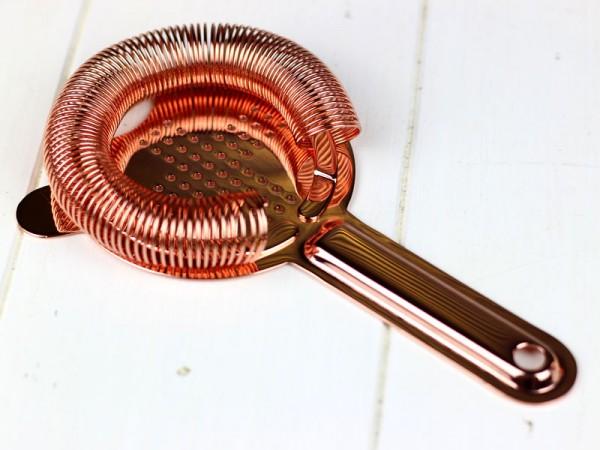 Copper Hawthorn Strainer