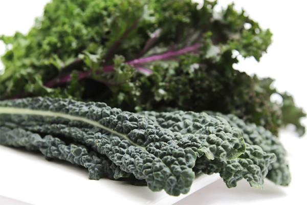 3 kinds of kale