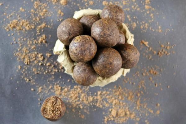 Mocha Almond Bites Photo
