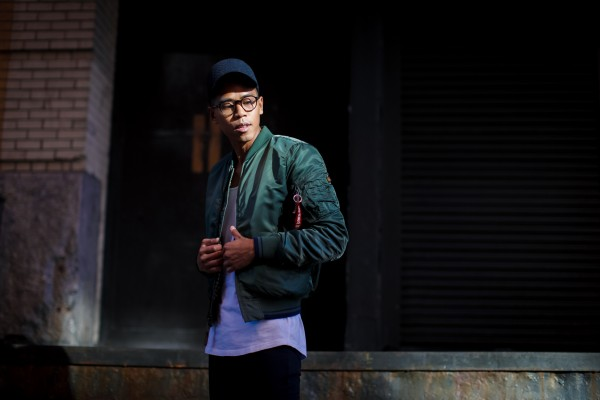alpha industries ben sherman bomber