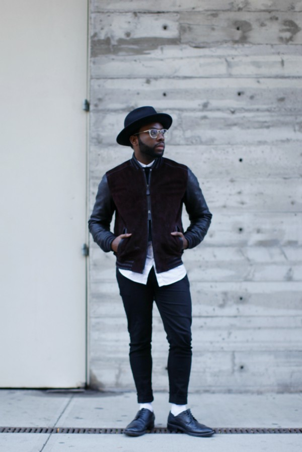 mens winter layering