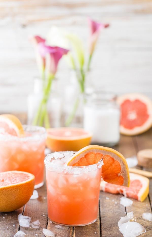 Salty Dog Cocktails...MY FAVORITE SUMMER DRINK! Grapefruit, vodka ...