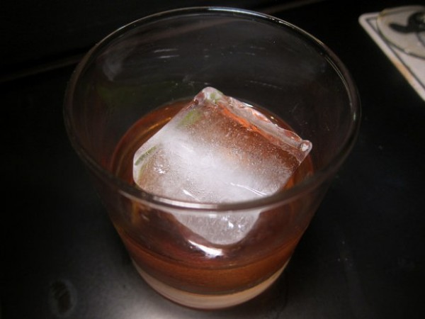 Oaxacan old fashioned
