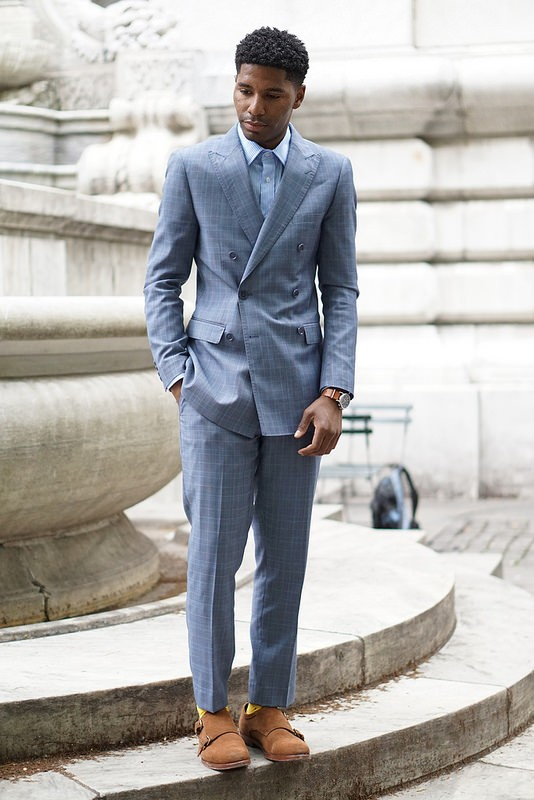 Your Guide to Summer Suits and Formalwear by Jamal Jackson