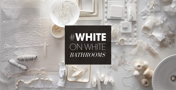 The White On Bathroom Trend 3 Ways To Get Inspired
