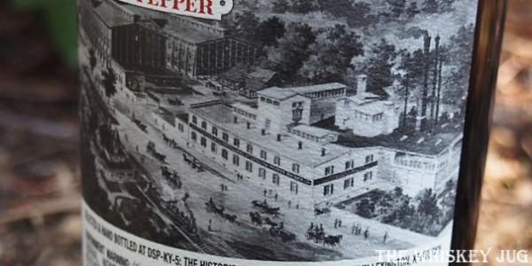 Old Pepper Rye Details