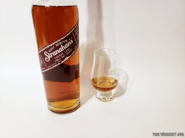 Stranahan's Sherry Cask is a mix of first-fill and refill sherry casks aged for at least 4 years.