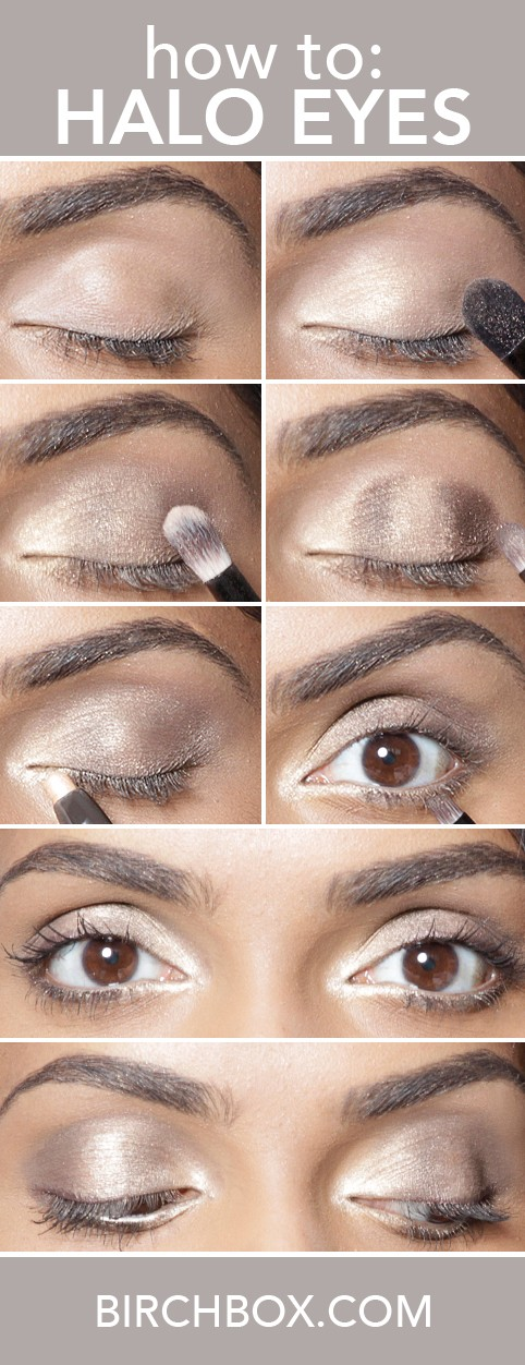 How To: Halo Eyes