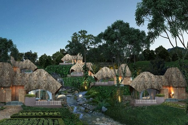 clay pool cottages-Keemala Resort In Thailand