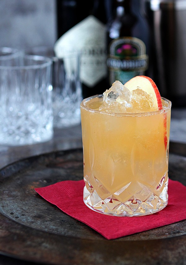 Hendrick's Gin 'Fall All Over' Cocktail