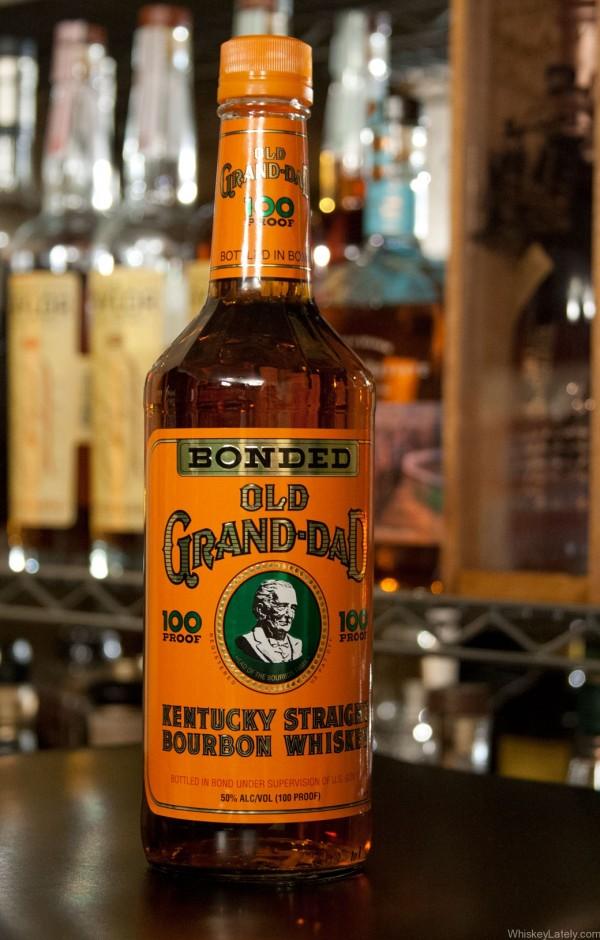 Image result for old grandad bourbon