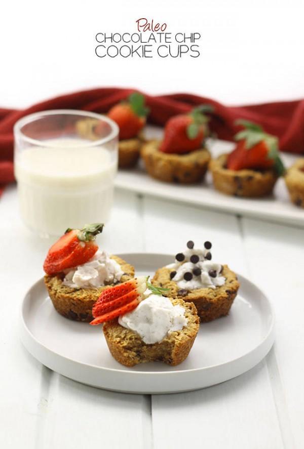 Healthy Paleo Valentines Day Treats Roundup! | Foodfaithfitness.com |