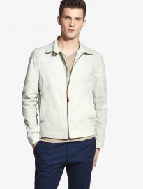 He By Mango Cotton Jacket