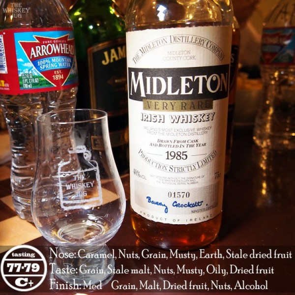 1985 Midleton Very Rare Review
