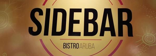 Sidebar Bistro Aruba Header