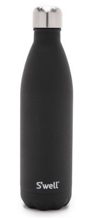 A S'well onyx large stainless steel bottle