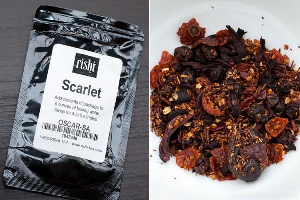 rishi scarlet tea