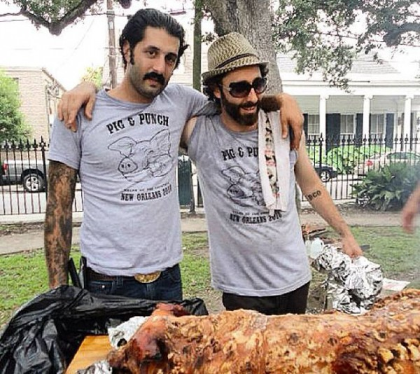 Pig & Punch New Orleans Cooking