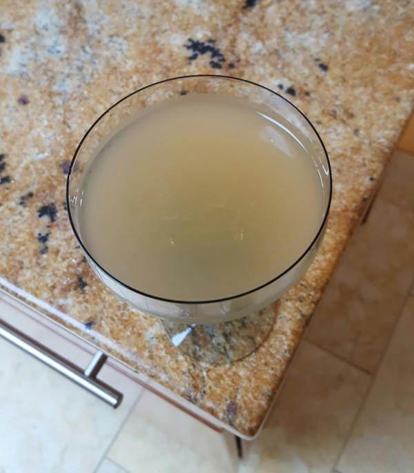 Zazarac cocktail Craig Stoltz A Measured Spirit Cocktail Blog