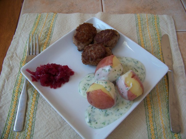 Frikadeller are the quintessential Danish Meatball. Every family has ...
