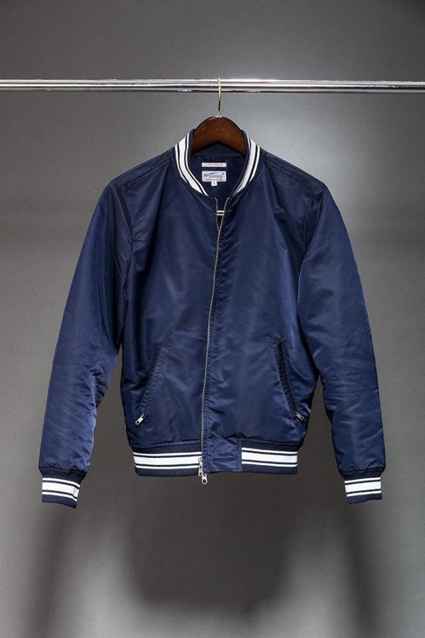 Varsity Jacket Spring Outerwear - He Spoke Style