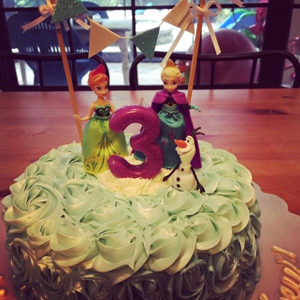 Exhibit A: Princess Cake.