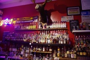 Haymarket Whiskey Bar, courtesy Maggie Kimberl