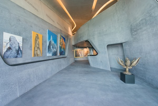 Messner Mountain Museum Corones by Zaha Hadid Architects 6