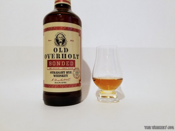Old Overholt Bonded Color