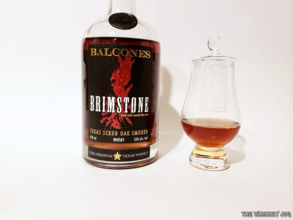 Balcones Brimstone is a smoky whiskey that'll blow your socks off.