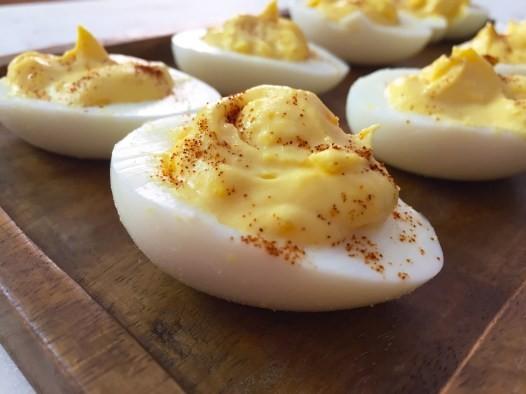 KitchAnnette Deviled Eggs Hero