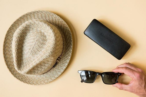 John Varvatos Sunglasses - He Spoke Style