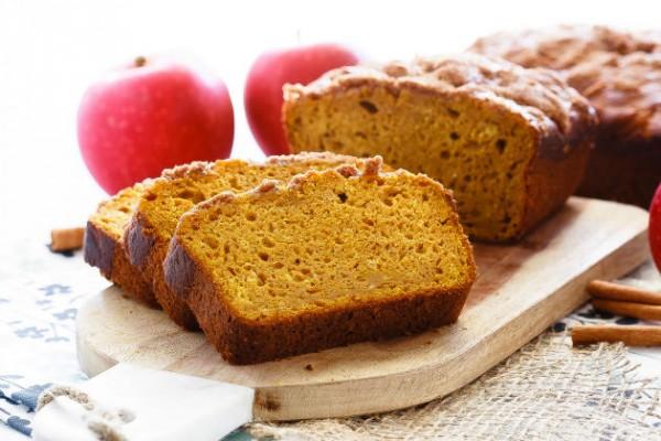 Apple Pumpkin Bread Photo