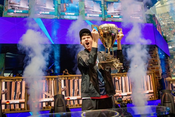 16 Year Old Bugha Wins $3M By Playing Fortnite