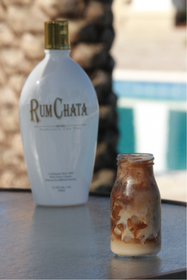 Rumchata Iced Coffee