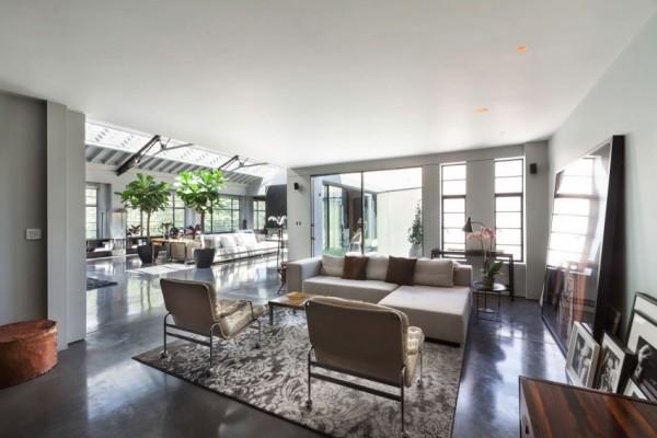 interior modern residence