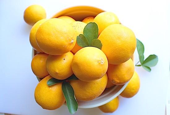 Almond + Meyer Lemon Granola |LocalSavour.com
