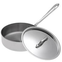 All Clad Stainless Saute Pan