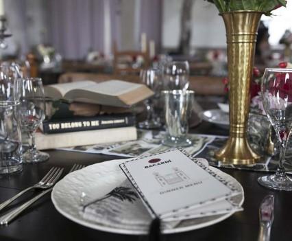 BACARDÍ Family Dinner