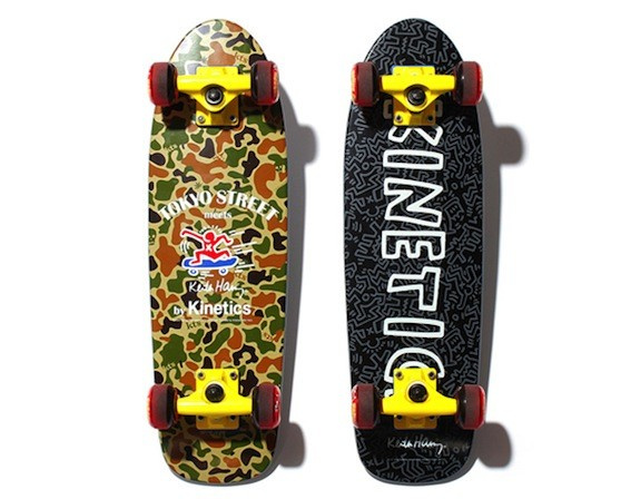 Kinetics-x-Keith-Haring-Mini-Cuiser-Skateboard-1